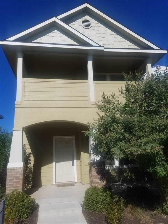 4616 Truth Way #456, Austin, TX 78725 (#6174597) :: Douglas Residential