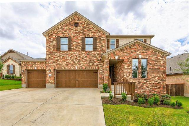 3109 Maurine Dr, Round Rock, TX 78665 (#6234980) :: The Summers Group