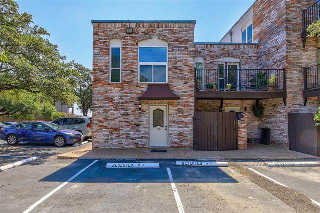 6501 E Hill Dr #106, Austin, TX 78731 (#6377212) :: 12 Points Group