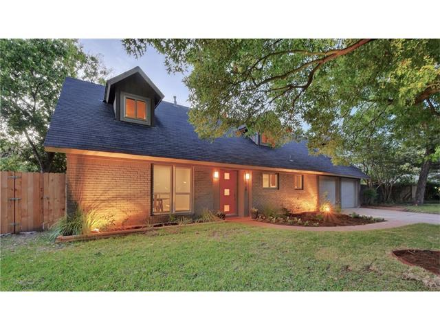 5708 Coventry Ln, Austin, TX 78723 (#6385199) :: The Gregory Group