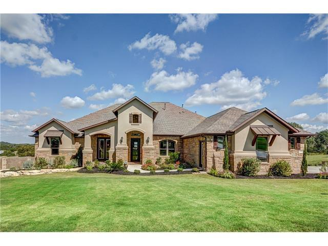 405 Flintlock Dr, Leander, TX 78641 (#6417816) :: Ana Luxury Homes