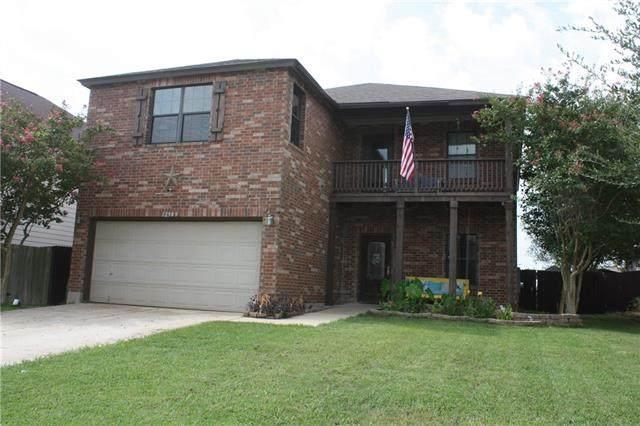 12909 Perconte Dr, Del Valle, TX 78617 (#6660893) :: Green City Realty