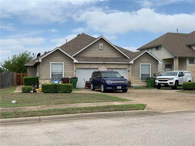 2826 A&B Southampton Way, Round Rock, TX 78664 (#6692713) :: The Summers Group