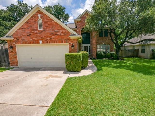 14506 Olive Hill Dr, Austin, TX 78717 (#6765344) :: The Heyl Group at Keller Williams