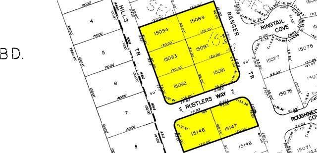 9317 Rolling Hills Trl, Lago Vista, TX 78645 (MLS #6795542) :: Vista Real Estate