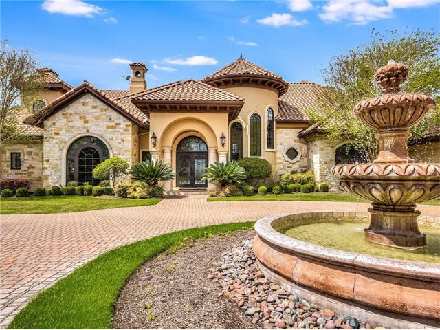 7829 Escala Dr, Austin, TX 78735 (#6953560) :: The ZinaSells Group
