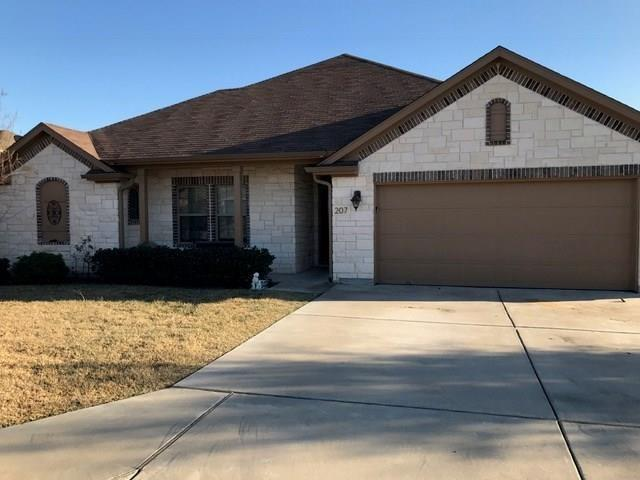 207 Valley Oaks Loop, Georgetown, TX 78626 (#6980342) :: Ana Luxury Homes
