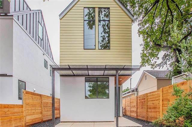 1116 E 3rd St, Austin, TX 78702 (MLS #6989865) :: Vista Real Estate