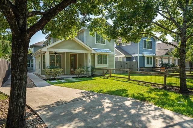 705 E 49th St B, Austin, TX 78751 (MLS #7005464) :: Vista Real Estate
