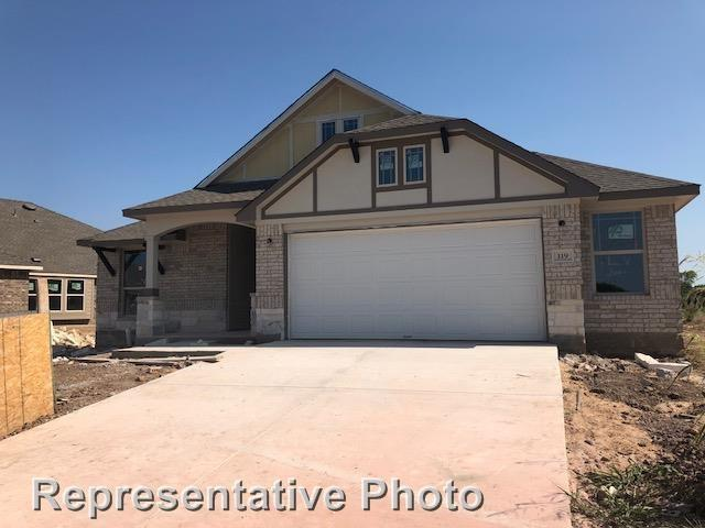 119 Crooked Trl, Bastrop, TX 78602 (#7060154) :: The ZinaSells Group