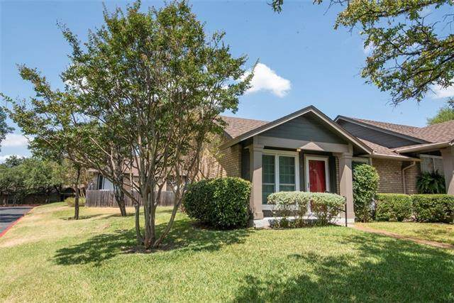 1015 E Yager Ln #72, Austin, TX 78753 (#7082122) :: The Perry Henderson Group at Berkshire Hathaway Texas Realty
