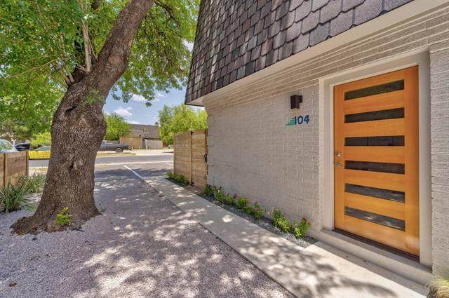 4800 West Gate Blvd #104, Austin, TX 78745 (#7105356) :: 12 Points Group