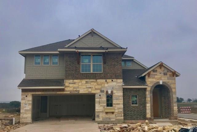 525 Kirkhill St, Hutto, TX 78634 (#7133599) :: Watters International