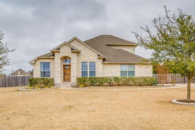 705 Speed Horse, Liberty Hill, TX 78642 (#7252280) :: The Gregory Group