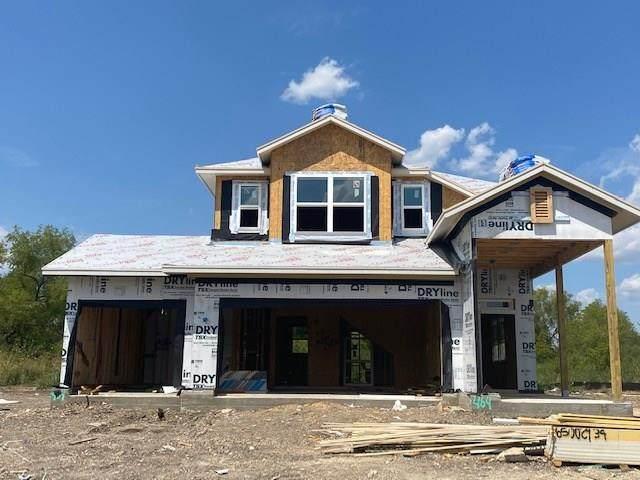 464 Silver Springs Bnd, Kyle, TX 78640 (MLS #7271553) :: Brautigan Realty