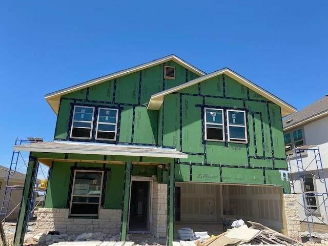 1145 Waterfall Ave, Leander, TX 78641 (#7542253) :: Papasan Real Estate Team @ Keller Williams Realty