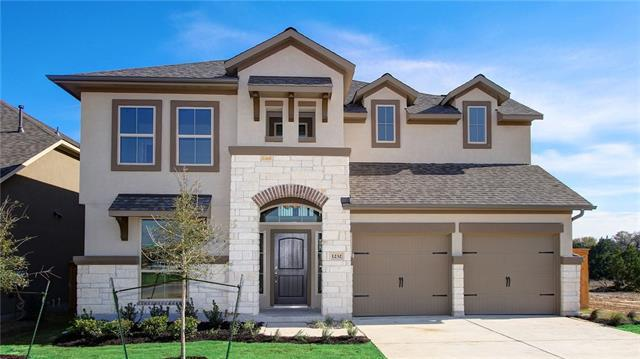 1232 Low Branch Ln, Leander, TX 78641 (#7701796) :: The ZinaSells Group