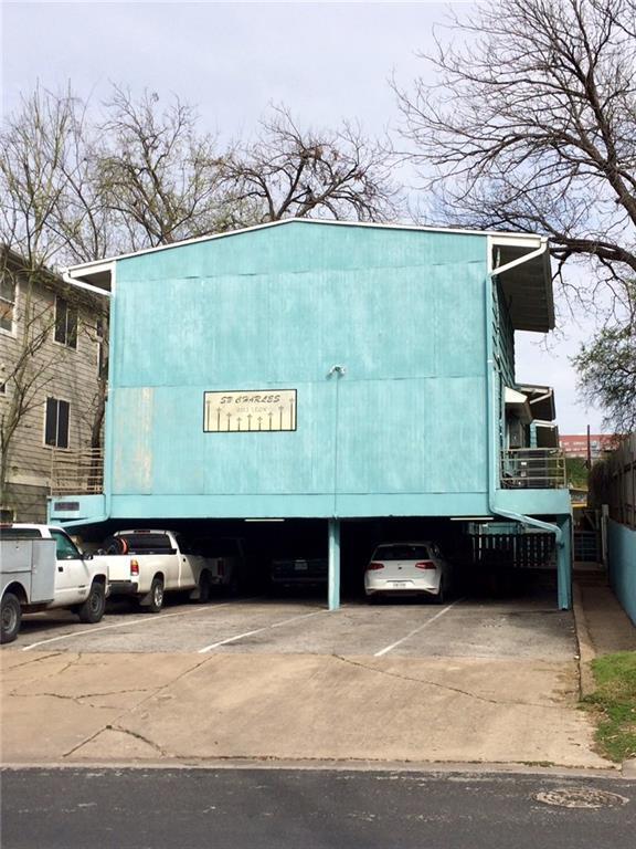 2413 Leon St #104, Austin, TX 78705 (#7944065) :: Austin International Group LLC
