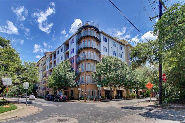 910 W 25th St #607, Austin, TX 78705 (#8048867) :: Lauren McCoy with David Brodsky Properties