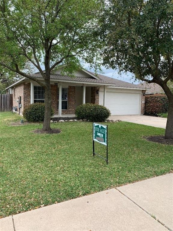 3814 Blue Mountain Path, Round Rock, TX 78681 (#8101197) :: The Heyl Group at Keller Williams