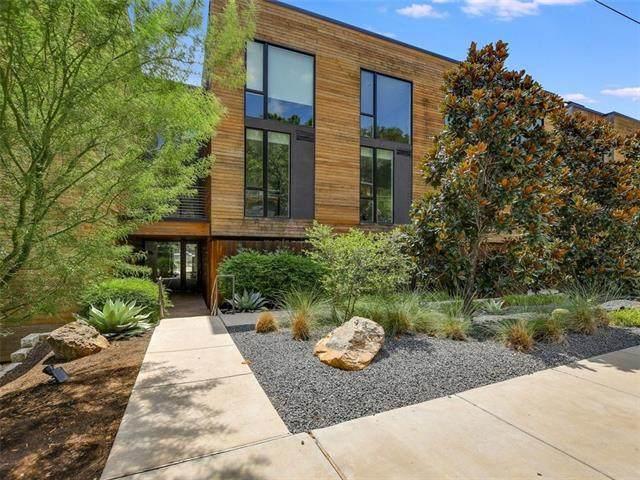 1010 W 10th St #102, Austin, TX 78703 (#8172468) :: Green City Realty