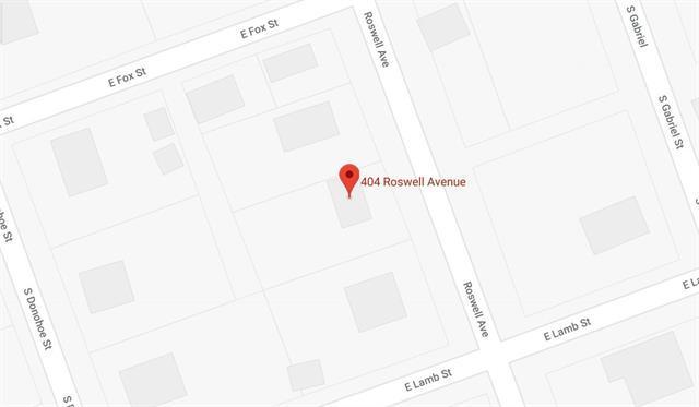 404 S Roswell St, Granger, TX 76530 (#8210312) :: Forte Properties