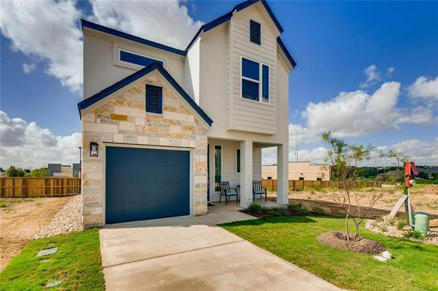 5160 A.W. Grimes N #109, Round Rock, TX 78665 (#8273873) :: The Heyl Group at Keller Williams