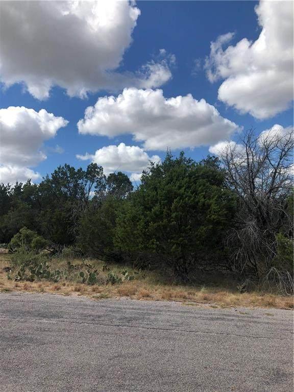 503 Appaloosa, Horseshoe Bay, TX 78657 (#8382023) :: First Texas Brokerage Company