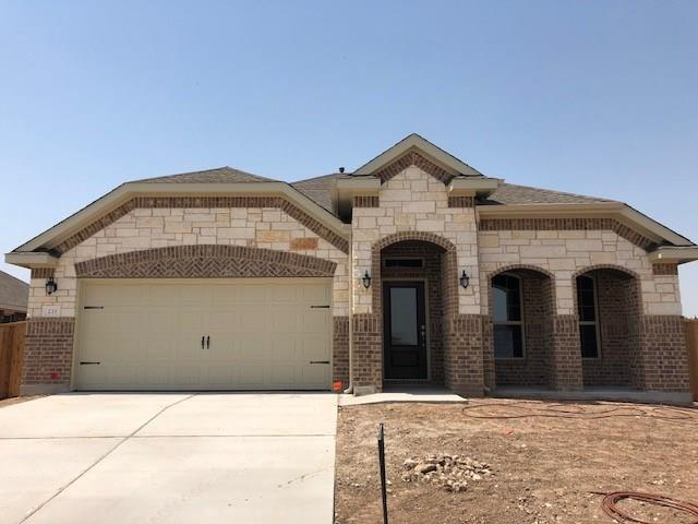 233 Tinto St, Leander, TX 78641 (#8401949) :: The ZinaSells Group