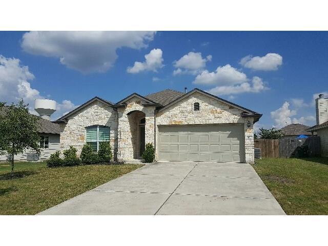 329 Goddard, Kyle, TX 78640 (#8452917) :: Forte Properties