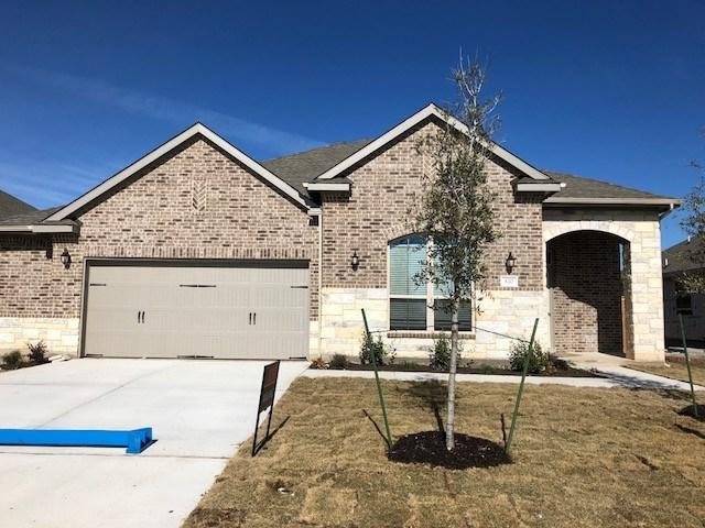 520 Scenic Bluff Dr, Georgetown, TX 78628 (#8470432) :: Forte Properties