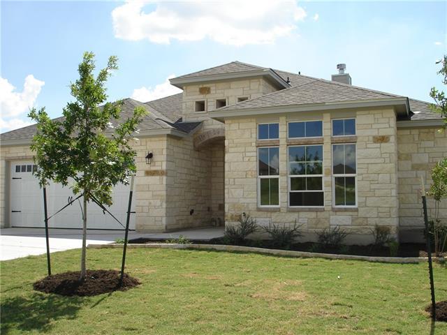 321 Western Sky Trl, Jarrell, TX 76537 (#8496258) :: Forte Properties