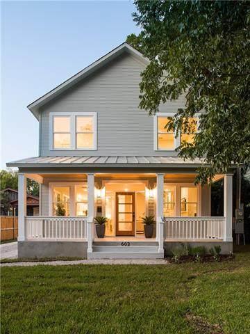 602 E 49th St, Austin, TX 78751 (MLS #8667017) :: Vista Real Estate