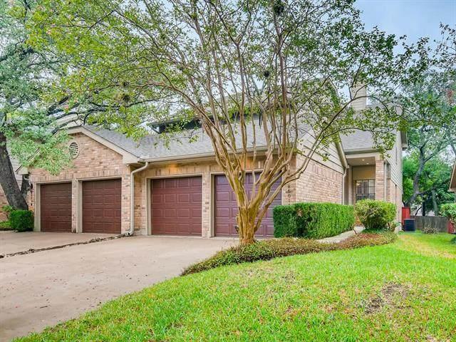 8501 Cima Oak Ln A-34, Austin, TX 78759 (#8668547) :: Green City Realty