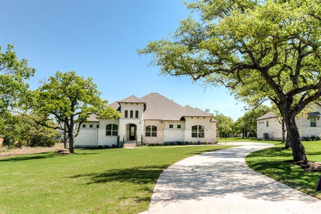 412 Flintlock Dr, Leander, TX 78641 (#8720943) :: Douglas Residential