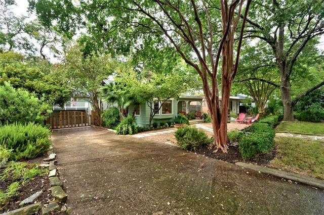 1603 W 40th St, Austin, TX 78756 (#8734521) :: The Perry Henderson Group at Berkshire Hathaway Texas Realty