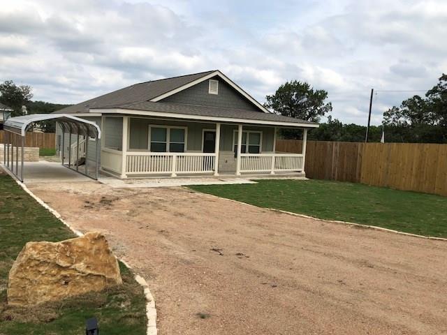 1609 Mountain View Dr, Canyon Lake, TX 78133 (#8824078) :: Amanda Ponce Real Estate Team
