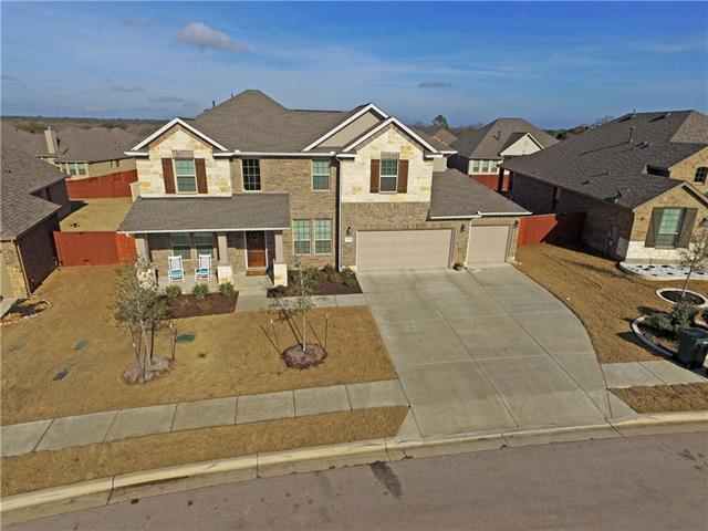 1708 Long Shadow Ln, Georgetown, TX 78628 (#8837084) :: Forte Properties