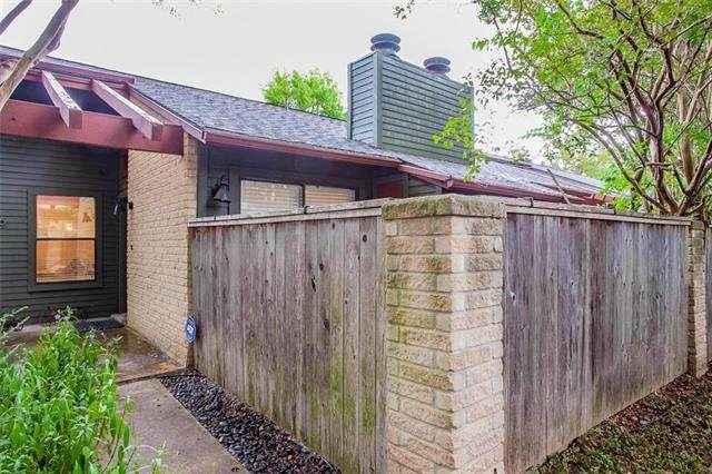 3815 Menchaca Rd #16, Austin, TX 78704 (#8847519) :: The Perry Henderson Group at Berkshire Hathaway Texas Realty