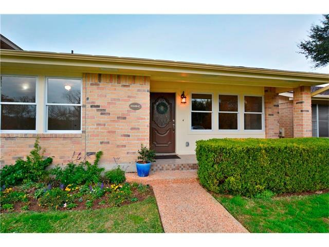 11129 Pinehurst Dr C, Austin, TX 78747 (#8887409) :: Watters International