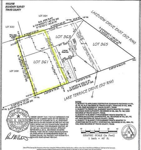 18302 E Lake Terrace Dr, Jonestown, TX 78645 (#9032535) :: Forte Properties