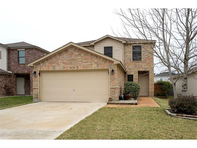2412 Mccook Dr, Georgetown, TX 78626 (#9112138) :: Kevin White Group