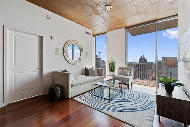 360 Nueces St #3609, Austin, TX 78701 (MLS #9154430) :: Vista Real Estate
