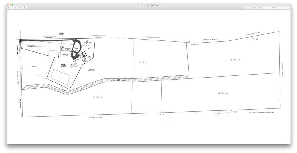 TBD - Tract A 12.179 Mcgregor Ln - Photo 1