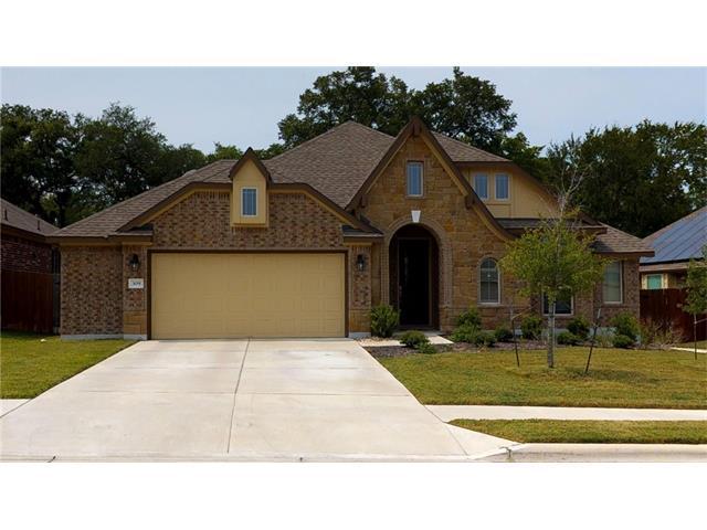 309 Lismore St, Hutto, TX 78634 (#9208282) :: Austin International Group LLC