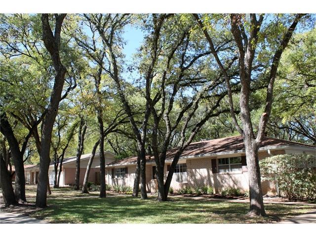 1600 Barton Hills Dr, Austin, TX 78704 (#9296071) :: The Heyl Group at Keller Williams
