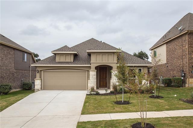 104 Cibolo Ridge Dr, Georgetown, TX 78628 (#9329659) :: Ana Luxury Homes