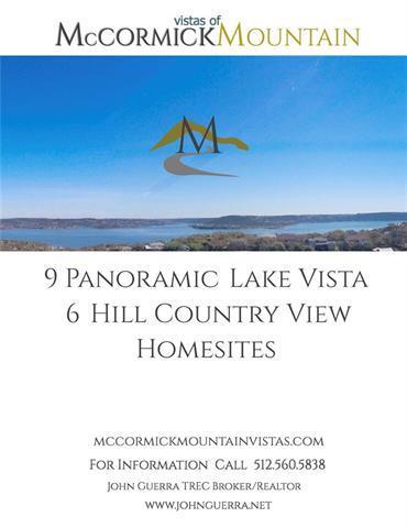 15505 Mccormick Vista Dr, Austin, TX 78734 (#9454644) :: Forte Properties