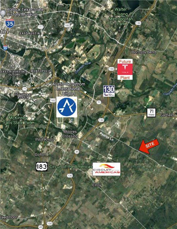 TBD Sun Chase Pkwy, Austin, TX 78617 (#9502570) :: The Perry Henderson Group at Berkshire Hathaway Texas Realty