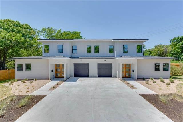 4800 Vinson Dr A, Austin, TX 78745 (MLS #9717133) :: Vista Real Estate